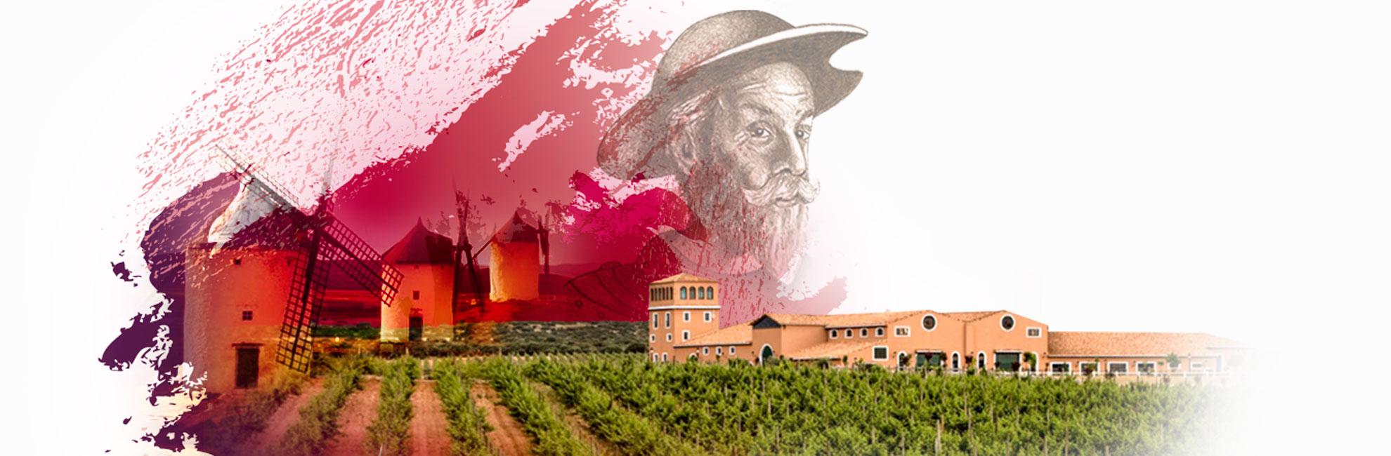 Castilla La Mancha Vinos Don Quijote Wines