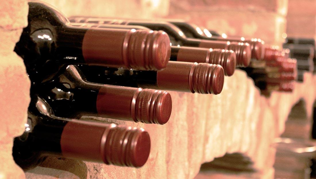 Cómo conservar un vino en casa