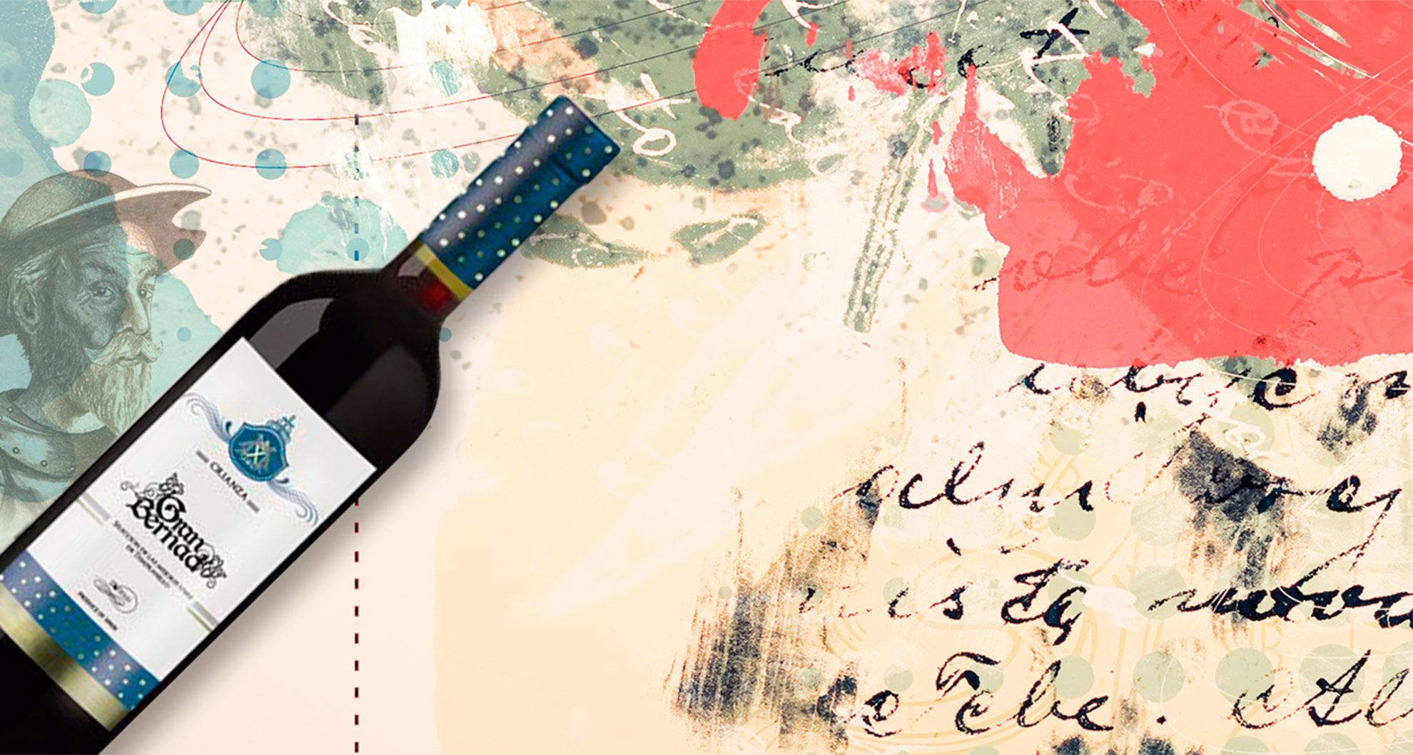 Configura tu botella de vino en Don Quijote Wines