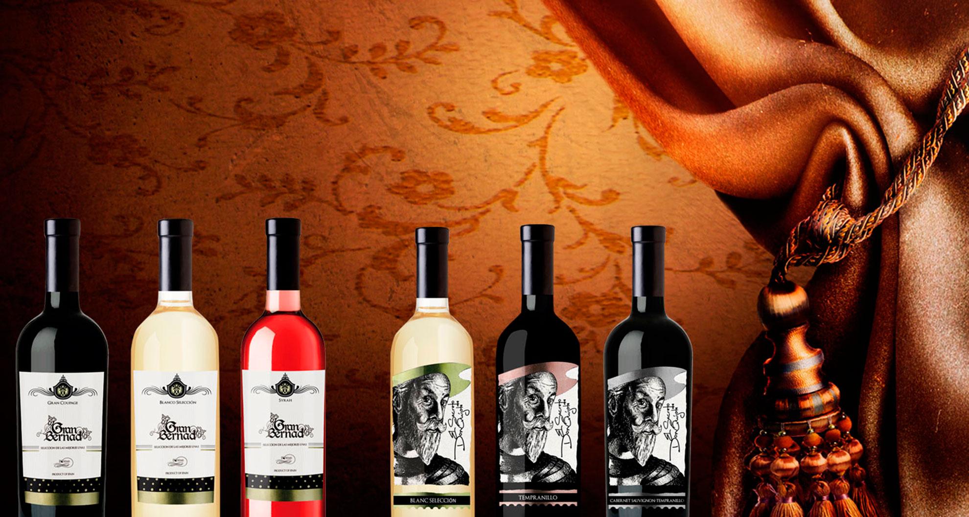 Vinos Castilla La Mancha Don Quijote Wines